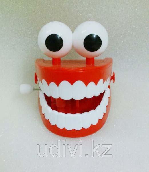 Прыгающие зубки