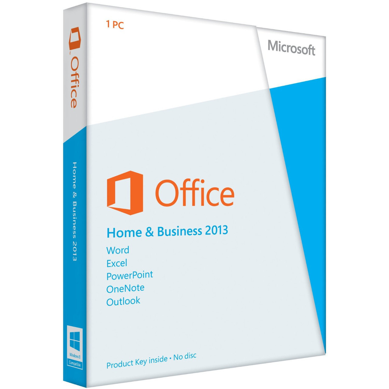 Microsoft Office Home and Business 2013 BOX