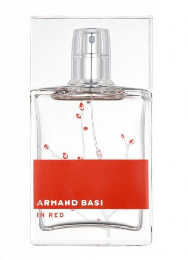 Туалетная вода Armand Basi In Red (Оригинал - Испания)
