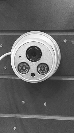 Внутренняя купольная IP камера , фото 2