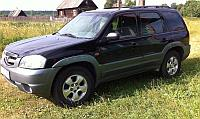 Двигатель для MAZDA TRIBUTE 2001 г.