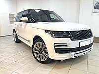 Обвес Forza на Range Rover Vogue