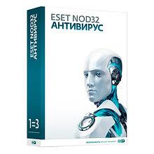 ESET NOD32 Антивирус (3 компьютера)