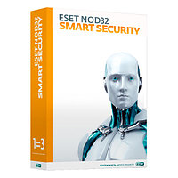 ESET NOD32 Smart Security (3 компьютера)