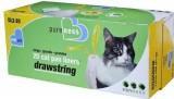 Van Ness Одноразовые пакеты-вкладыши со шнурком в кошачий лоток 20шт