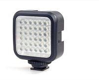 Накамерный прожектор LED-36 с аккумулятором и зарядным ., фото 1