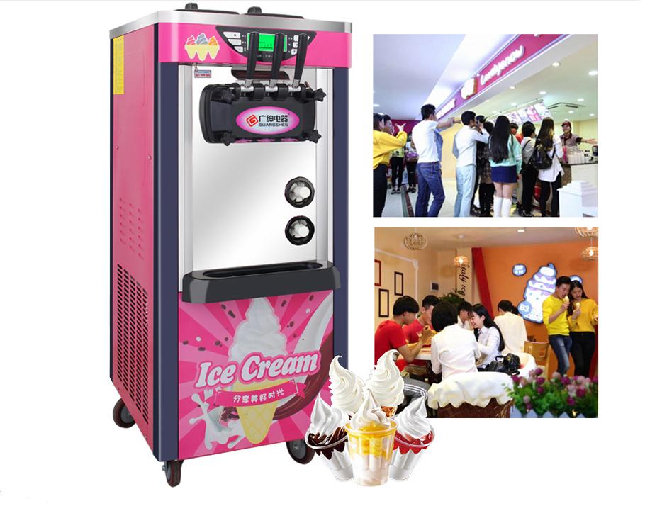 Фризер для мягкого мороженого без посредников самые низкие цены!