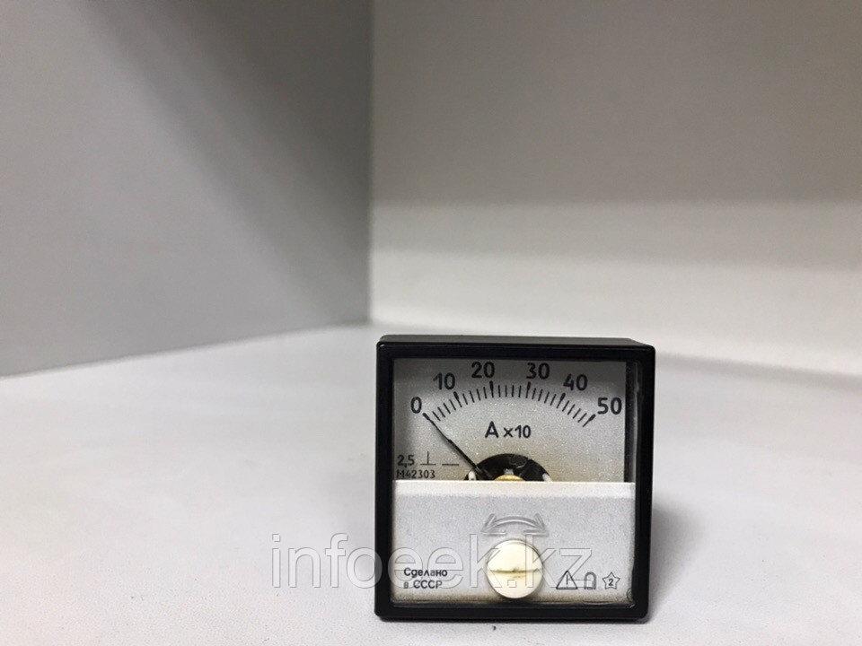 Амперметр М-42303  0-50(х10) А-  в ассортименте