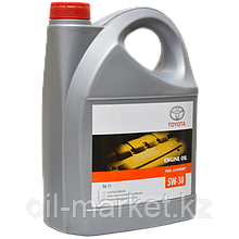 Моторное масло Тойота / TOYOTA Engine Oil Fuel Economy SAE 5W-30 5L 0888080845