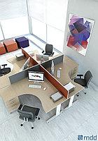 Стол офисный OGI_N угловой 180/120/74, фото 1