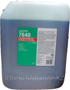 Loctite 7840 20lt, Универсальный очиститель для очистки и обезжиривания, биоразлагаемый
