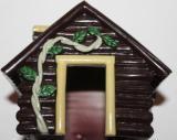 Домик для хомячка Теремок 14см, высота 9 см, фото 1
