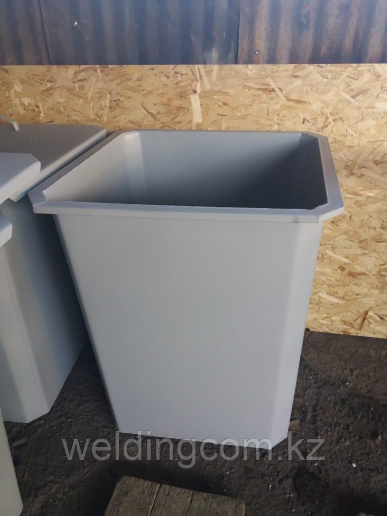 Мусорный контейнер 0.75 куб, лист 2 мм