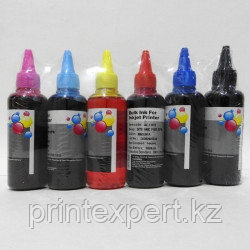 Чернила Epson (EIM) комплект из 6-цветов водорастворимые (BL+C+M+Y+LM+LC) 100 мл