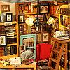 Румбокс Библиотека со светодиодной подсветкой Sam's study Diy House , фото 10