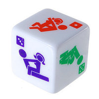 Интимный кубик с 6 картинками, фото 1