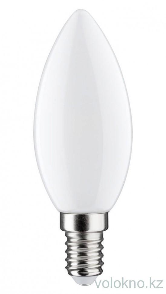 """Лампа светодиодная """"свеча"""" Е14 5W Теплый белый свет"""