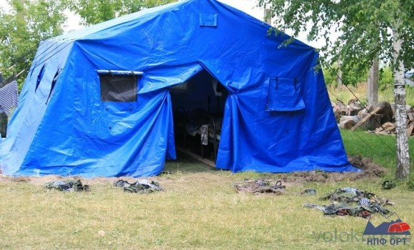 Палатка Памир 30 зимняя с тамбуром