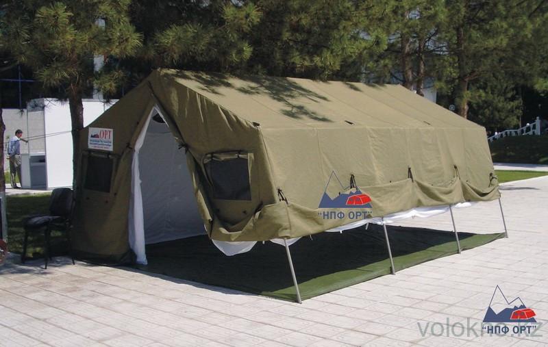 Палатка Памир 8 (летняя)