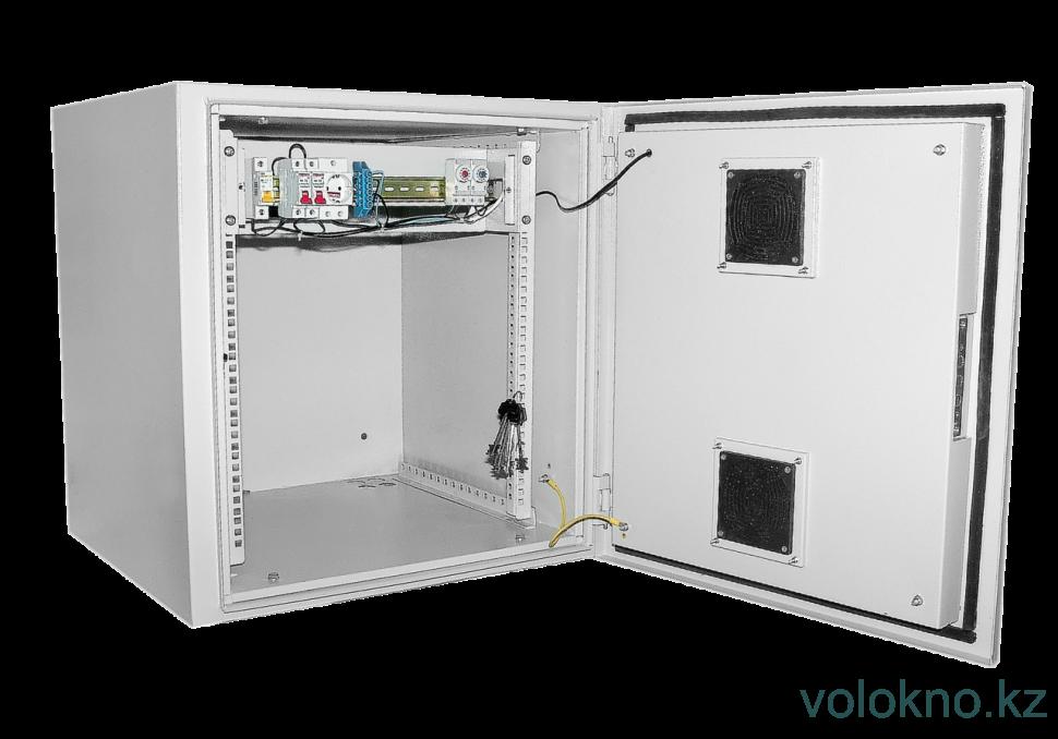 Телекоммуникационный климатический шкаф ШКК-9U (настенный)