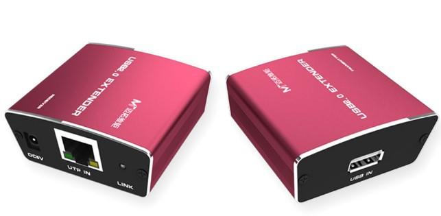 Удлинители USB по UTP,FTP,SFTP MT-450FT