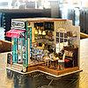 Румбокс Кофе Саймона со светодиодной подсветкой Simon's Coffee, фото 9
