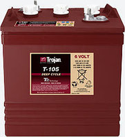 6V TE35 Trojan батарея