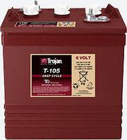 6V J305H-AC Trojan батарея