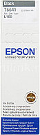 Контейнер с чернилами Epson C13T66414A L100 | L110 | L200 | L210 | L300 | L355 Black ink bottle 70ml