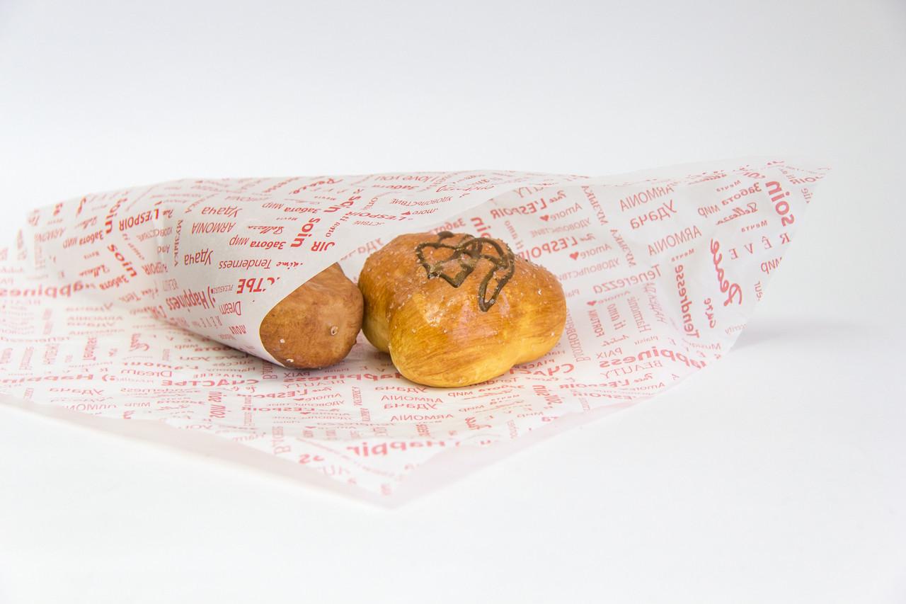 "Обертка для гамбургера 320*250 ""Фиеста"""