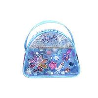 Frozen (Холодное сердце) Игровой набор детской декоративной косметики в сумочке