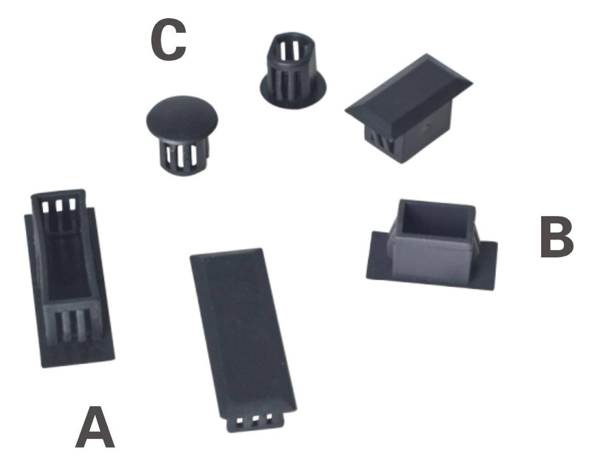 Заглушка для оптических адаптеров