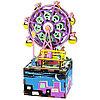 """Музыкальная шкатулка """" Ferris Wheel Колесо обозрения """", фото 2"""