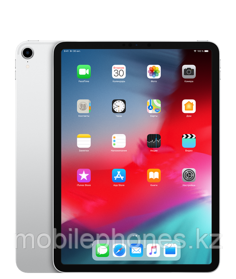 Apple iPad Pro 2018 11 512Gb Wifi Silver