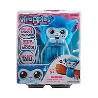 Little Live Pets Wrapples Интерактивная зверюшка браслет Скайоу, Рэпплс