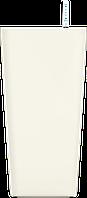 Кашпо с автополивом (30x56cmH), белый