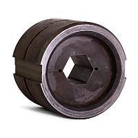 Круглые и шестигранные матрицы для пресса ПГ-60 тонн КВТ А-18/60т