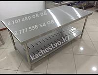 Разделочные столы 180/80/85 из Нержавеющей Стали, фото 1