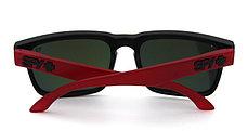 Солнцезащитные очки SPY+ by Ken Block, красные дужки,черная оправа., фото 2