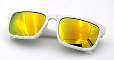 Солнцезащитные очки SPY+ by Ken Block, белые дужки,белая оправа., фото 3
