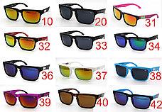 Солнцезащитные очки SPY+ by Ken Block, голубая зебра, фото 3