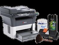 Профилактика, чистка, смазка, продувка принтеров, МФУ А4, фото 1