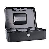 Ящик для денег, 200x160x90мм черный