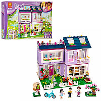 "Конструктор Bela 10541 Friends ""Дом Эммы"" (аналог LEGO Friends 41095)"