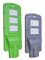 Светильник  на солнечных батареях 40Вт green