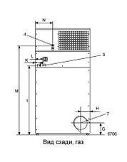 Промышленная сушильная машина Electrolux T4900, фото 2