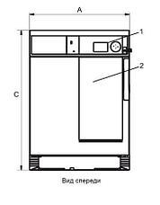 Промышленная сушильная машина Electrolux Т5130, фото 2