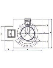 Профессиональная центрифуга для прачечной Imesa ZP 730, загрузка 30 кг, фото 2