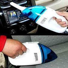 Автомобильный пылесос от прикуривателя, фото 2