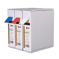 Термоусадочные цветные трубки в компактной упаковке Т-бокс КВТ Т-BOX-4/2 (бел)
